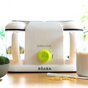 Beaba Babycook Duo Baby Food Steamer Blender