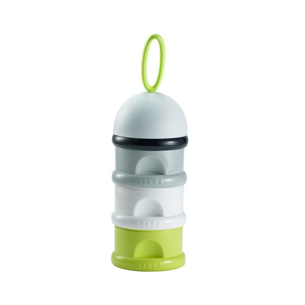 Beaba Stacked Milk Storage Container - Neon