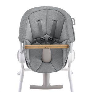 Beaba Up & Down Highchair insert grey