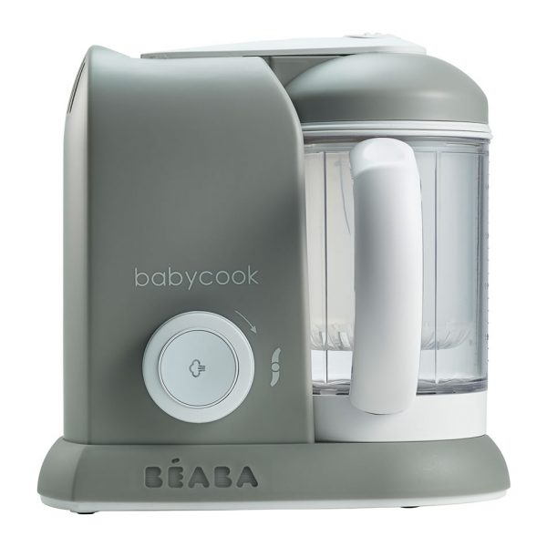 Babycook Solo Grey Baby Food Steamer Blender