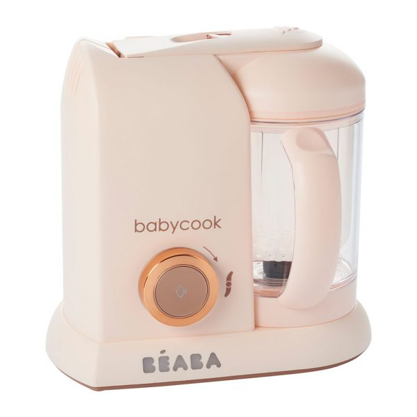 Babycook Solo Rose Gold Baby Food Steamer Blender