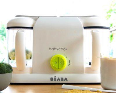 Beaba Babycook Duo Baby Food Steamer Blender