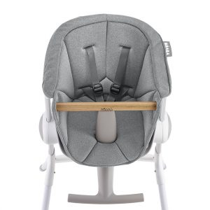 Beaba Up & Down Highchair insert grey