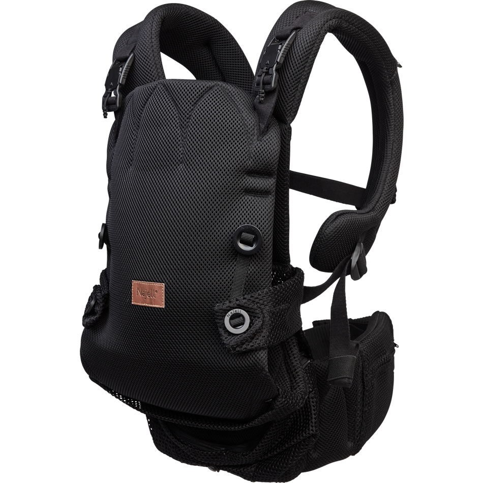 Najell baby carrier - black