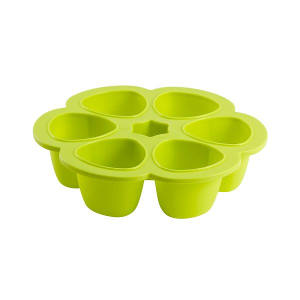 Silicone Multiportions Weaning Storage Trays 6 x 90 ml
