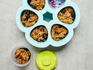 OAT & BLUEBERRY MUFFINS EDITED