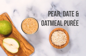 PEAR AND OATS